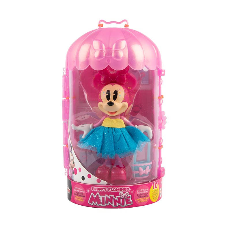 Minnie Fashion Doll - Fluffy