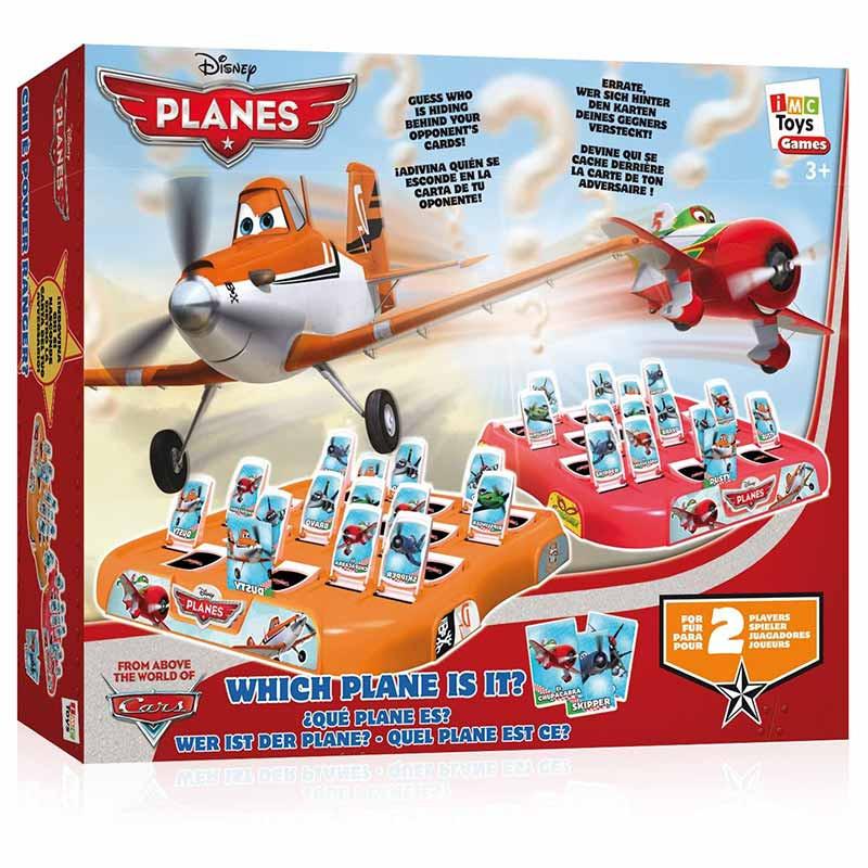 IMC Toys - Planes Quem é quem