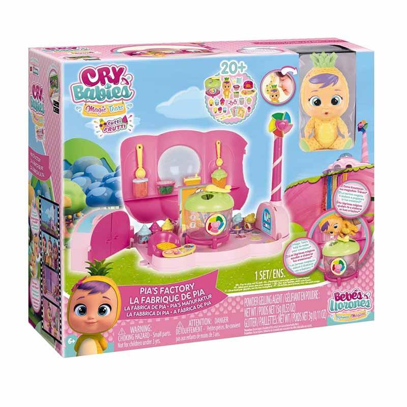 Cry Babies A Fábrica de Pia