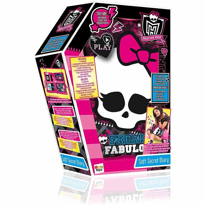 Monster High Kit Diário Secreto
