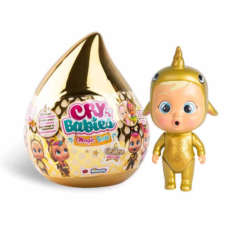 Cry Babies Magic Tears Golden Edition