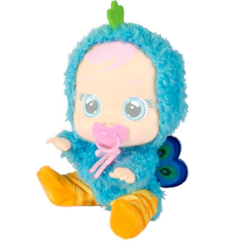 Cry Babies pijama pavão