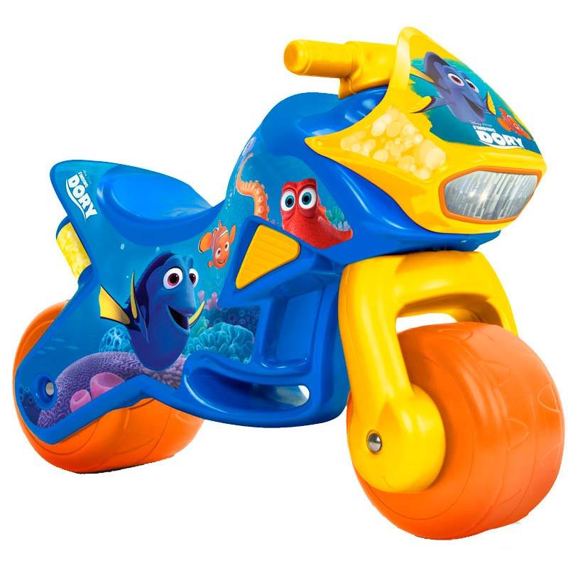 Moto Andador à procura de Dory