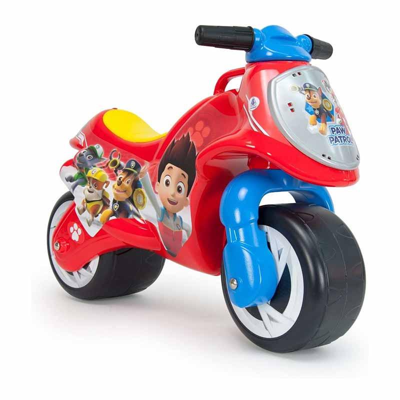 Moto andador Neox Patrulha Pata