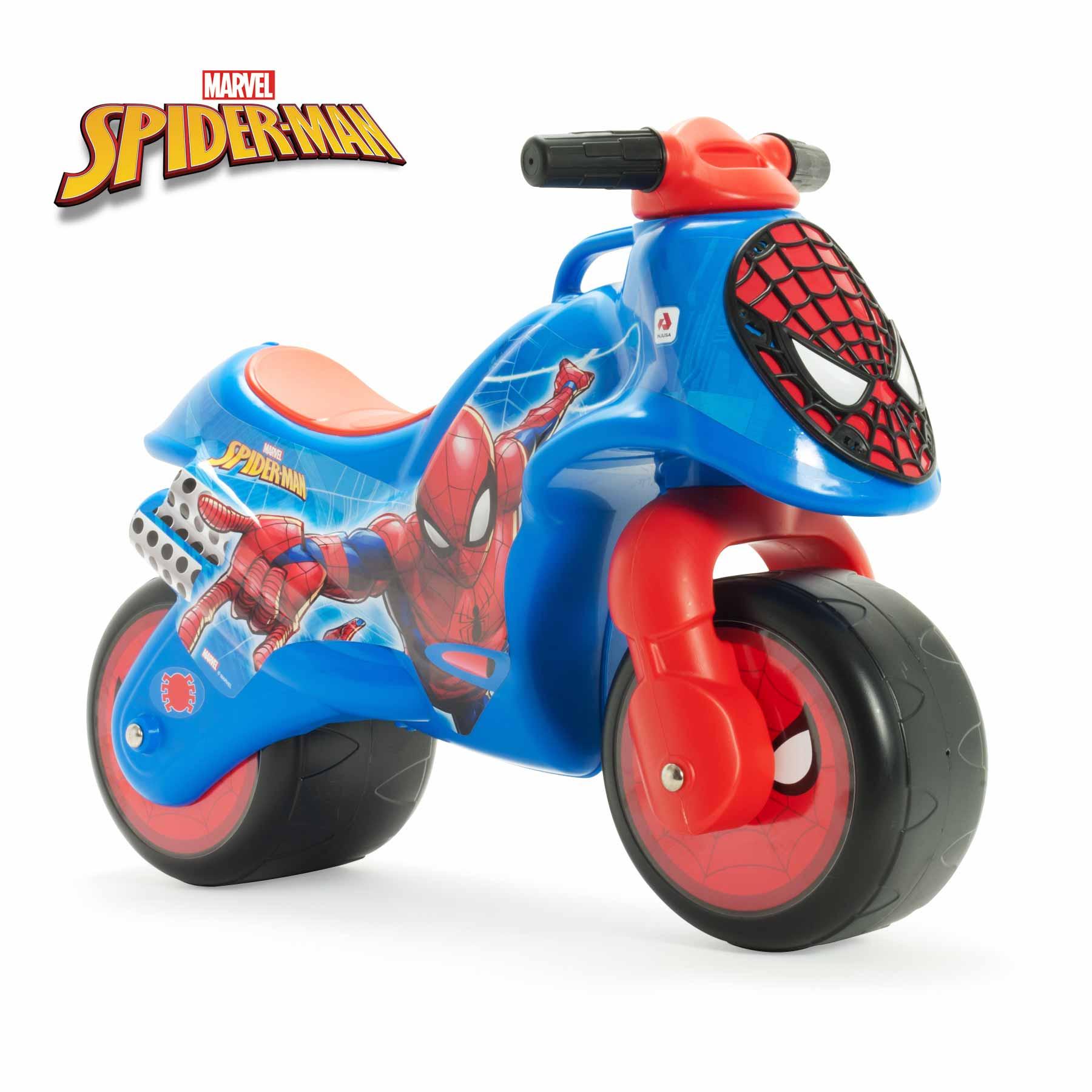 Mota andador Neox Spiderman