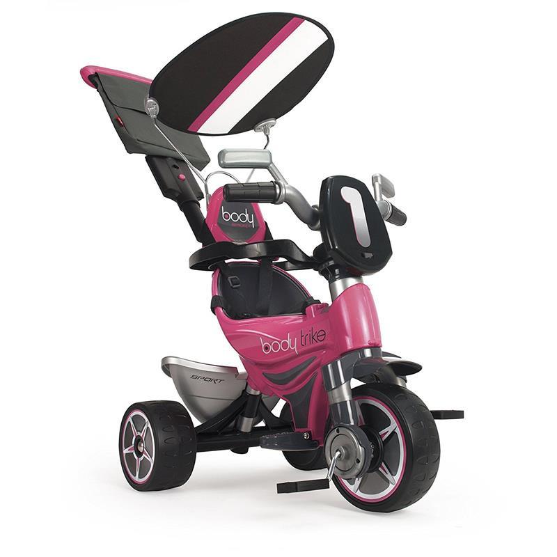 Triciclo Body sport rosa