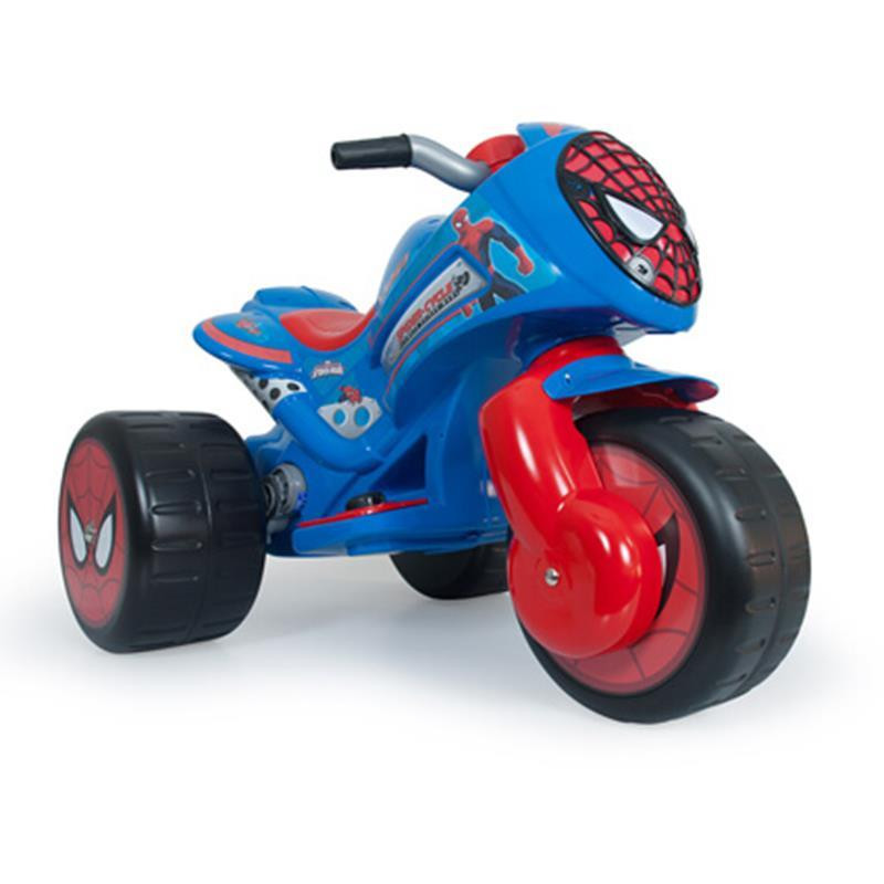 Trimoto Waves The Ultimate Spiderman de 6V