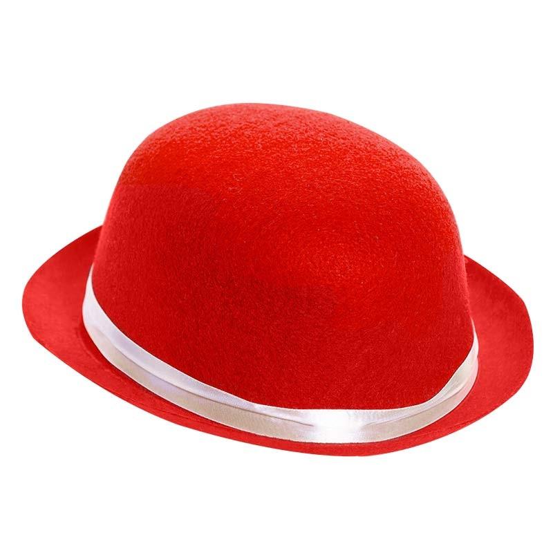 Chapéu-coco Vermelho