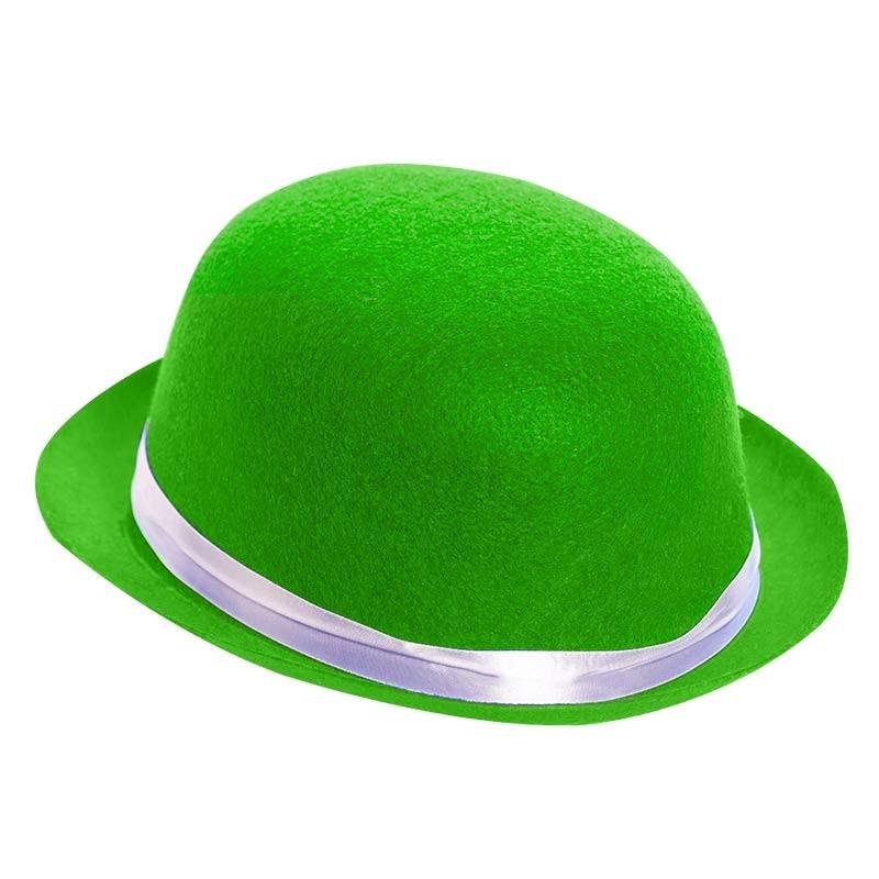 Chapéu-coco Verde