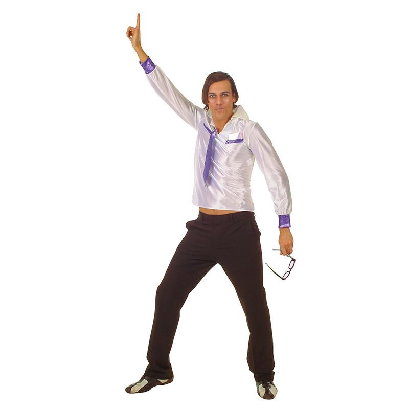 Disfarce Camisa Dançarino Ad
