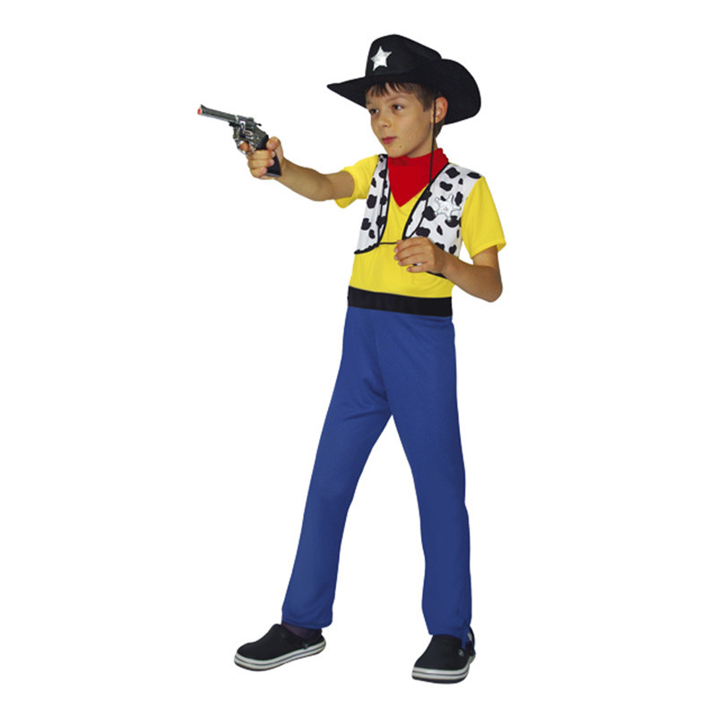 Disfarce de Cowboy Inf
