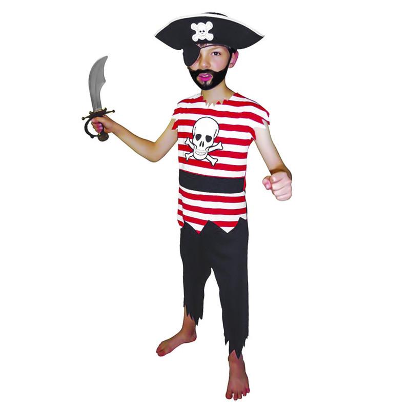 Disfarce de Pirata Inf
