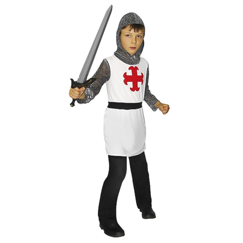 Disfarce Cavaleiro Medieval Inf