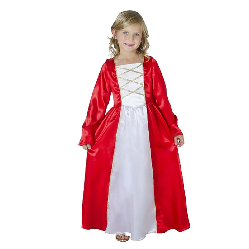 Disfarce Princesa Medieval Inf