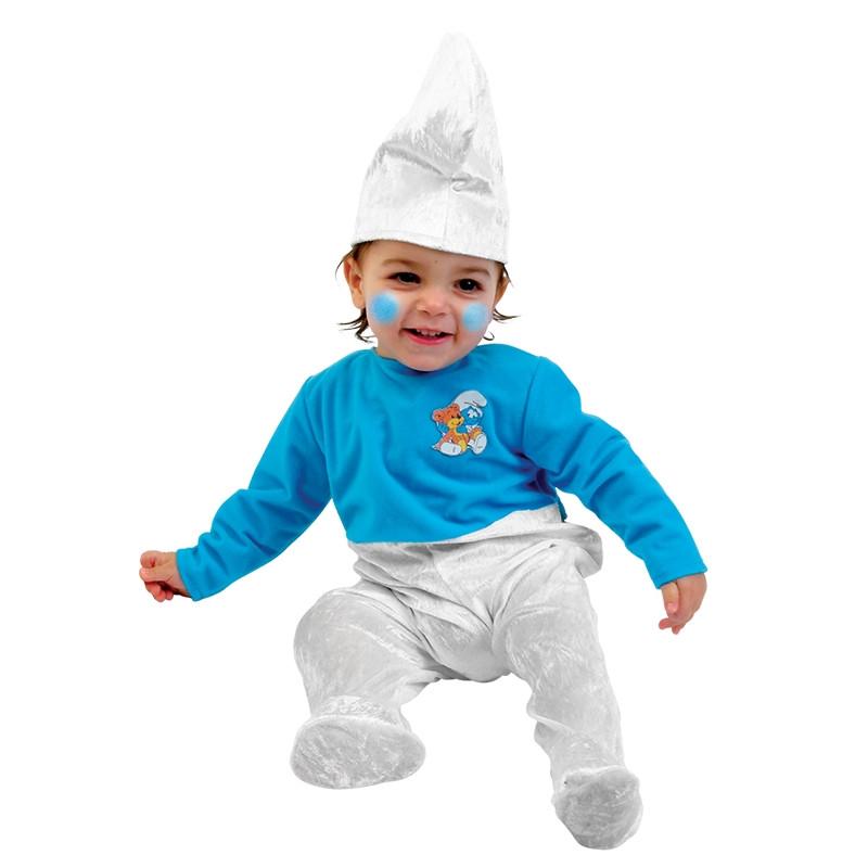 Disfarce Baby Smurf Bebé