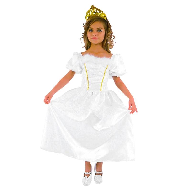 Disfarce Princesa Branca