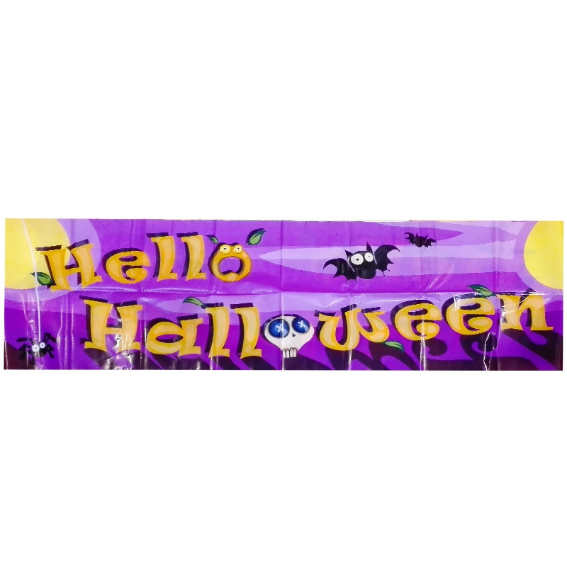 Cartaz Halloween Hello