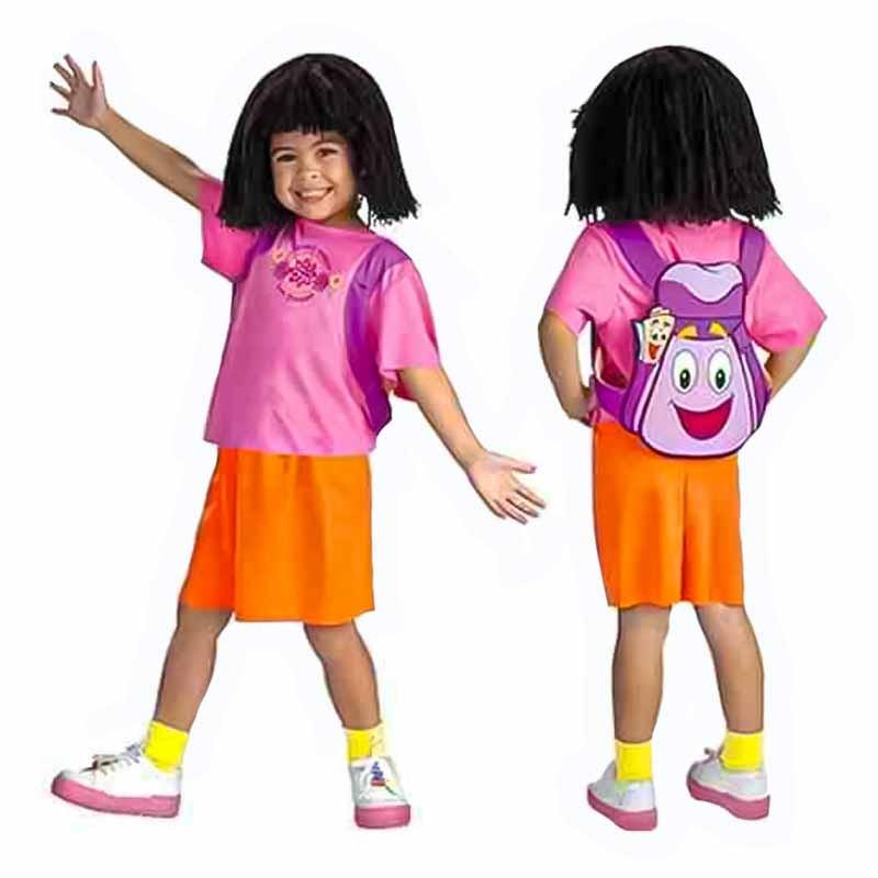 Disfarce Dora Inf