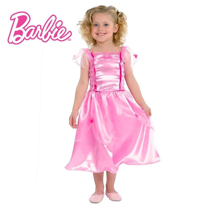 Disfarce princesa Barbie