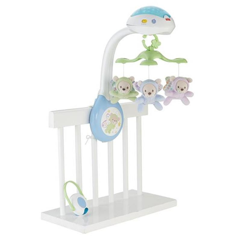 Fisher Price carrossel móbile sons da naturez