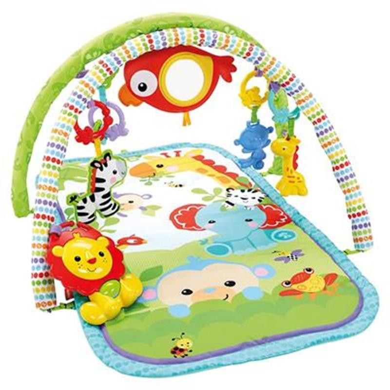 Fisher Price ginásio da floresta