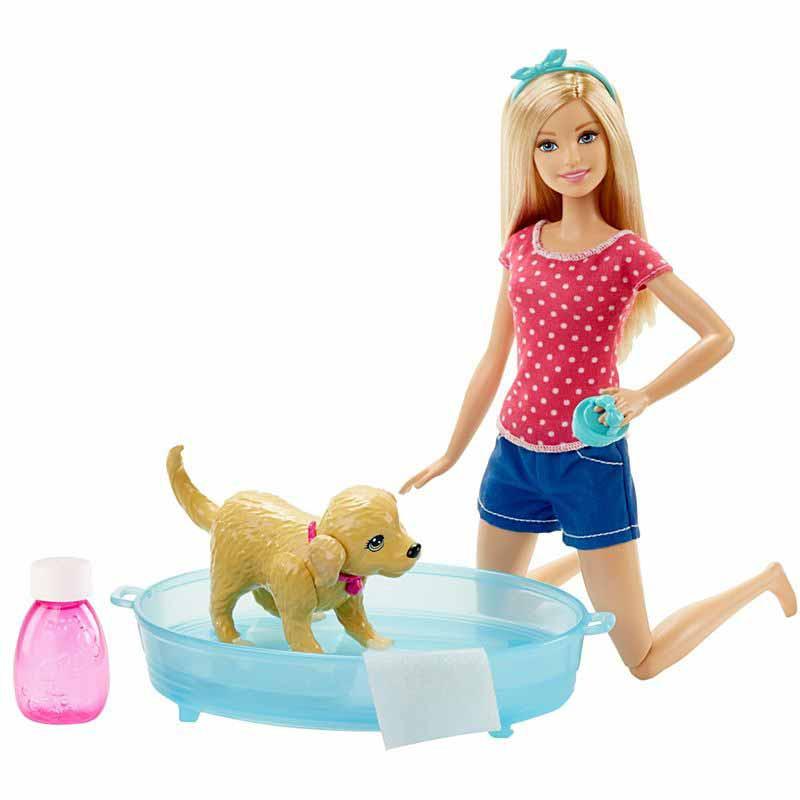 Barbie e seu Cãozinho Splish Splash
