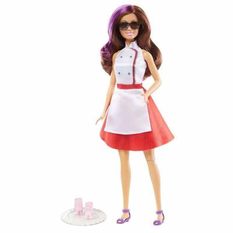 Barbie - Amigas Agentes Secretas Teresa 2 em 1