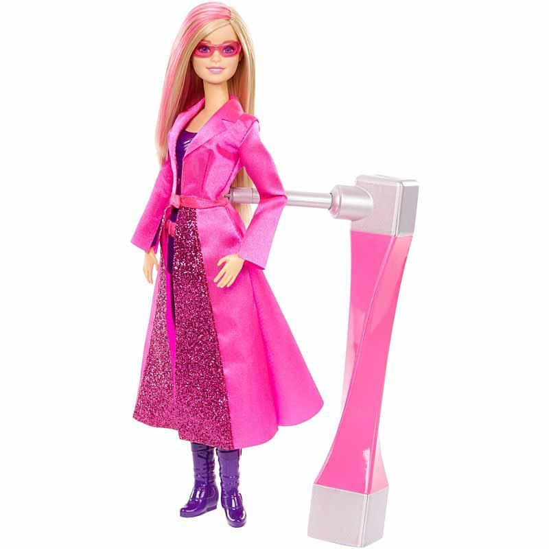 Barbie Agente Secreta