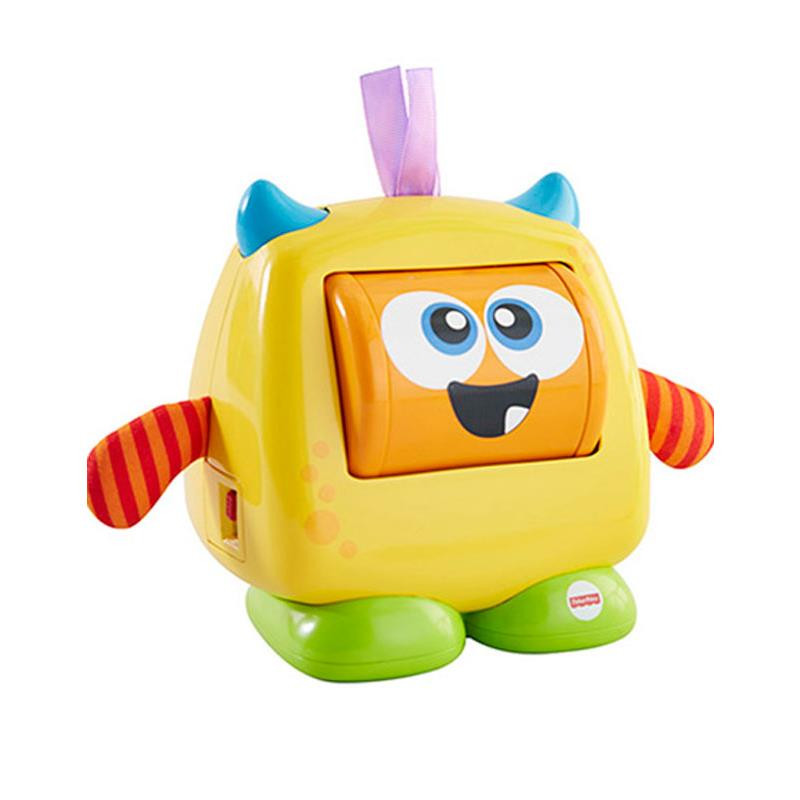 Fisher Price Monstro dos Sentimentos Divertidos