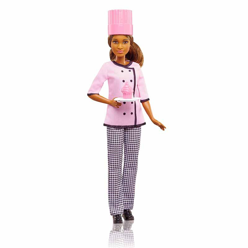 Barbie posso ser Pasteleira