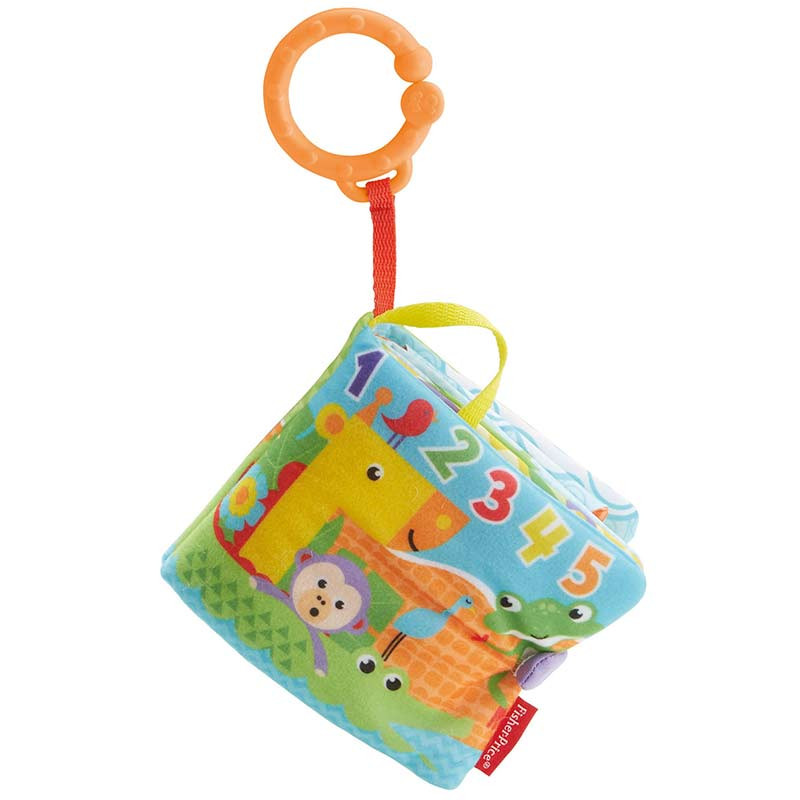 Fisher Price livro activity para bebé
