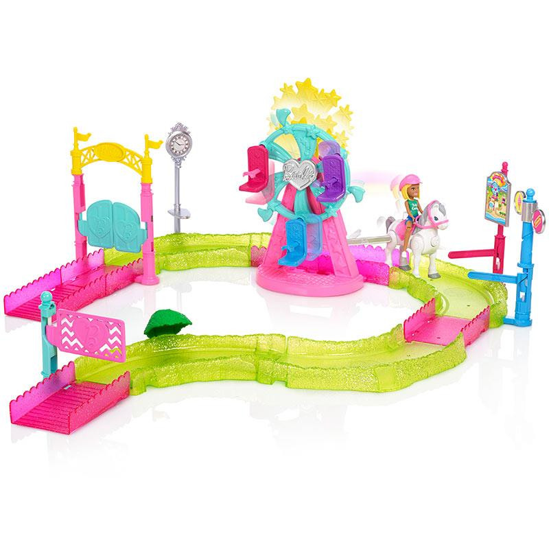 Parque de Diversões de Barbie On The Go
