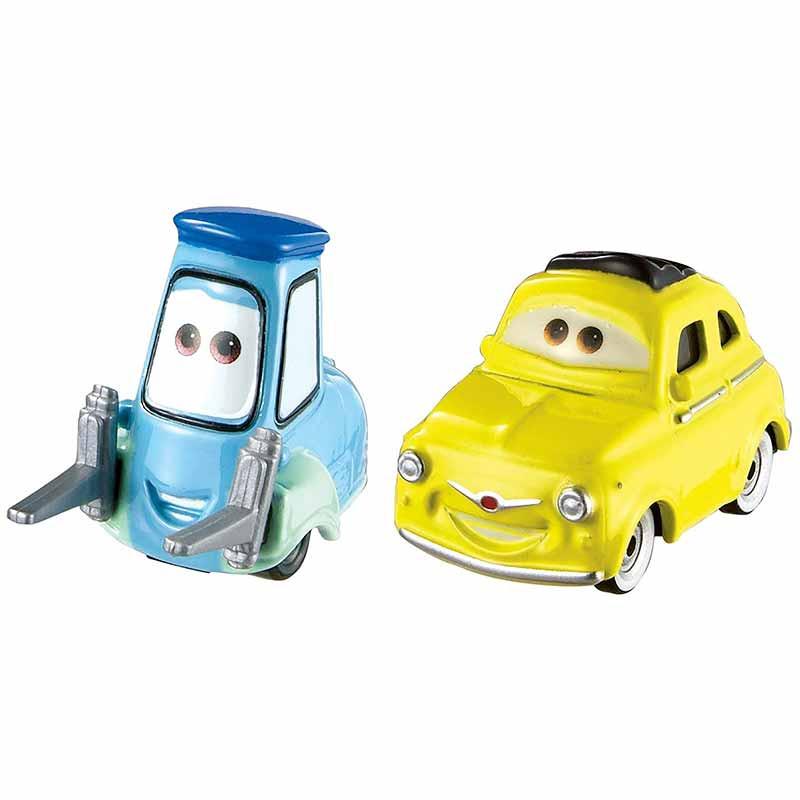 Disney Pixar Cars 3 Luigi & Guido