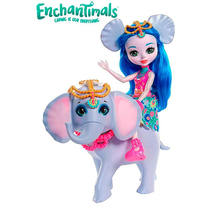 Enchantimals Ekaterina Elephant