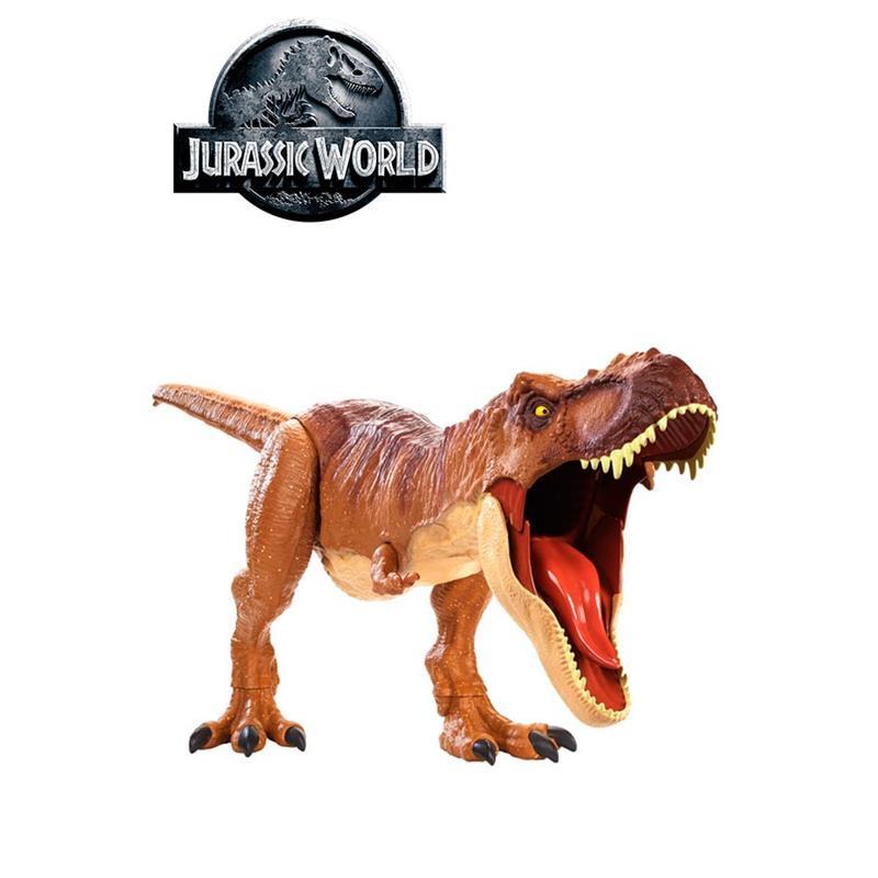Jurassic World t-rex super gigante