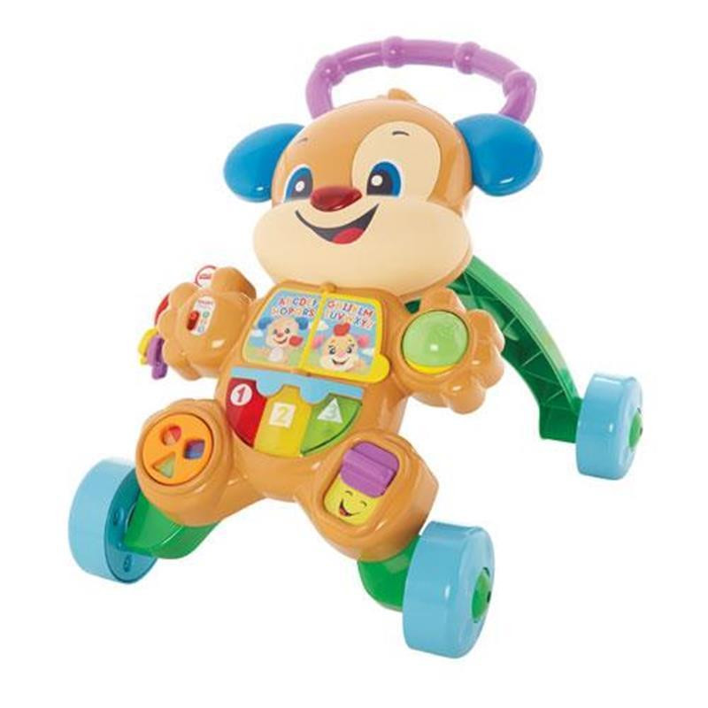 Fisher Price andador do Cãozinho