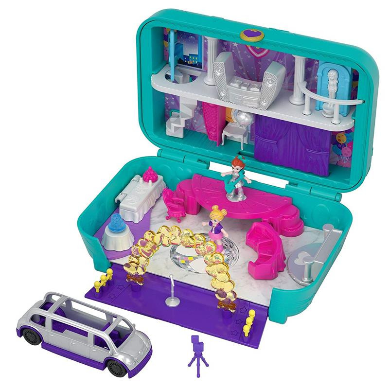 Polly Pocket mala festa divertida