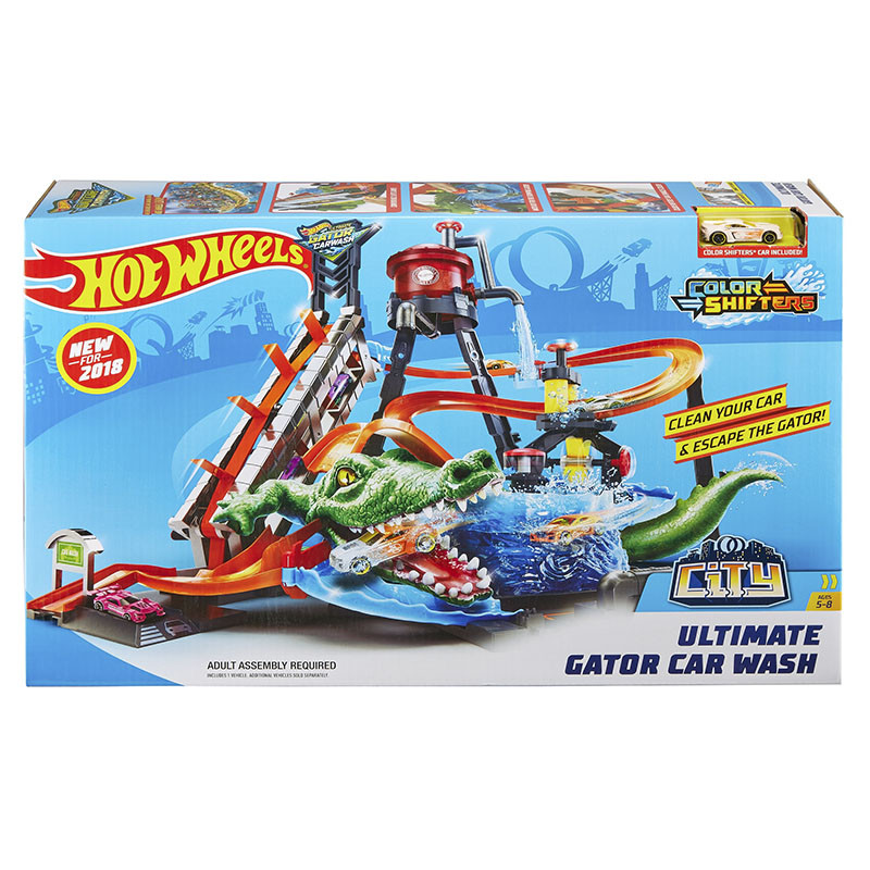 Hot Wheels ultimate series Ultimate car wash