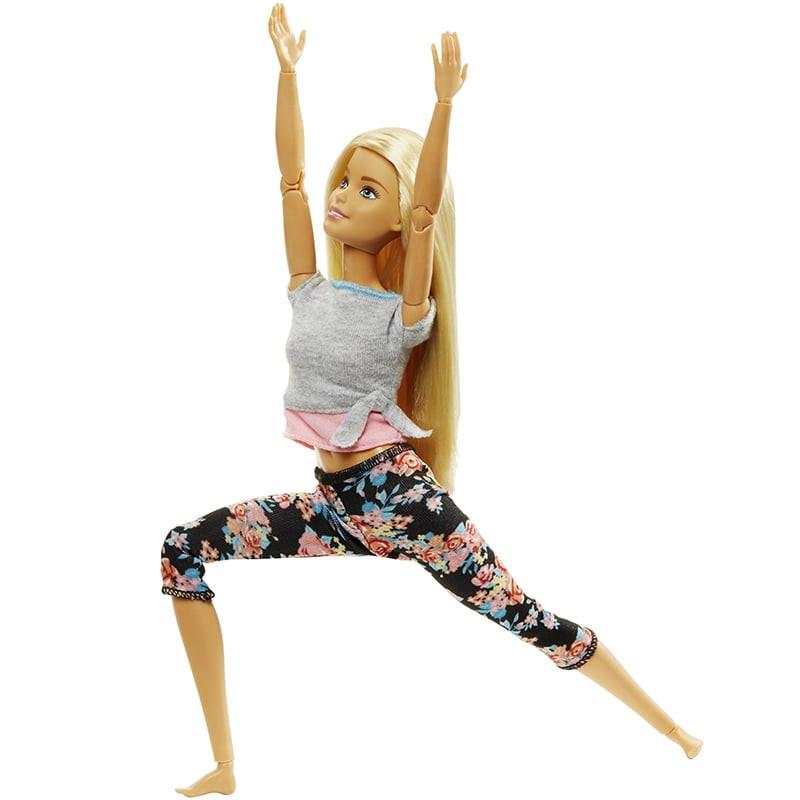 Barbie Movimentosem limites - Loira