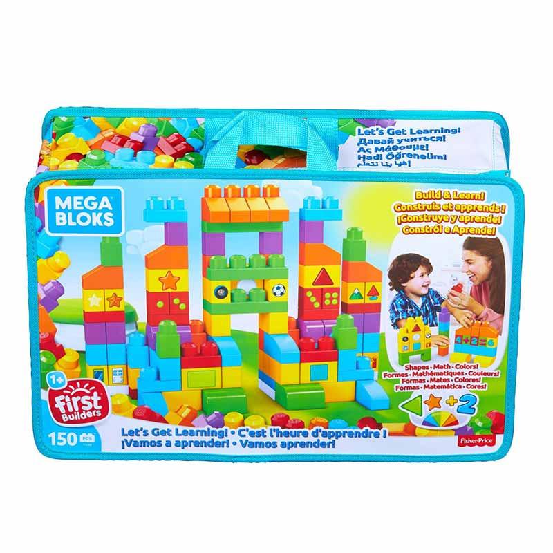 Mega Bloks vamos aprender