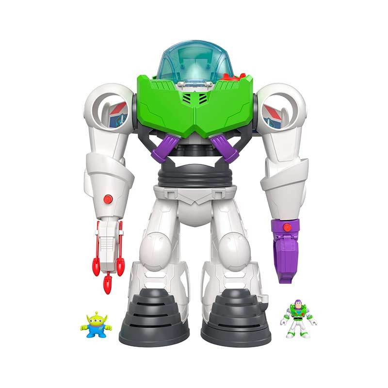 Imaginext robot Buzz Lightyear