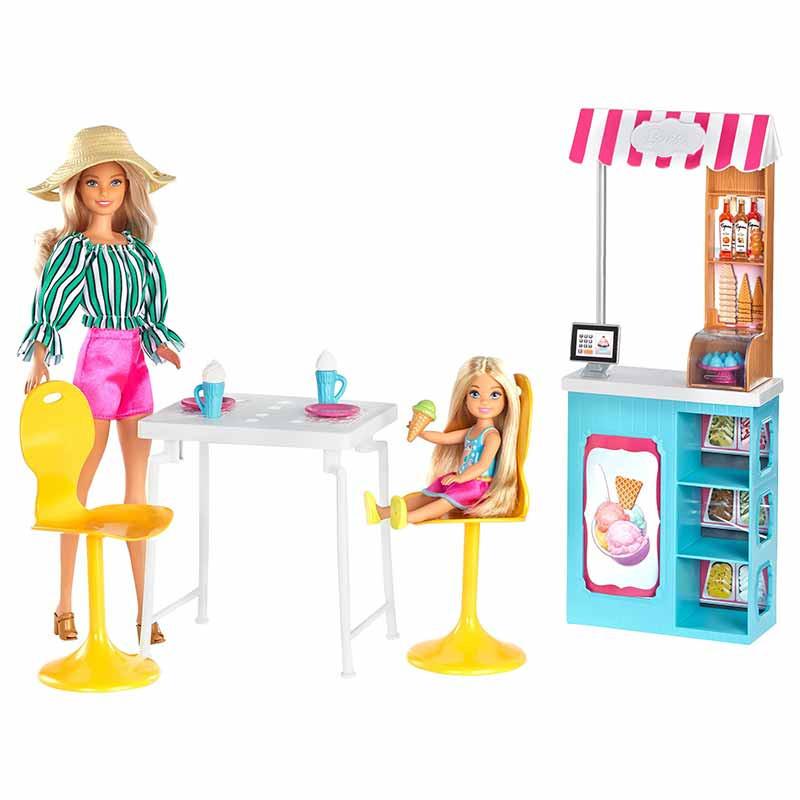 Gelataria de Barbie