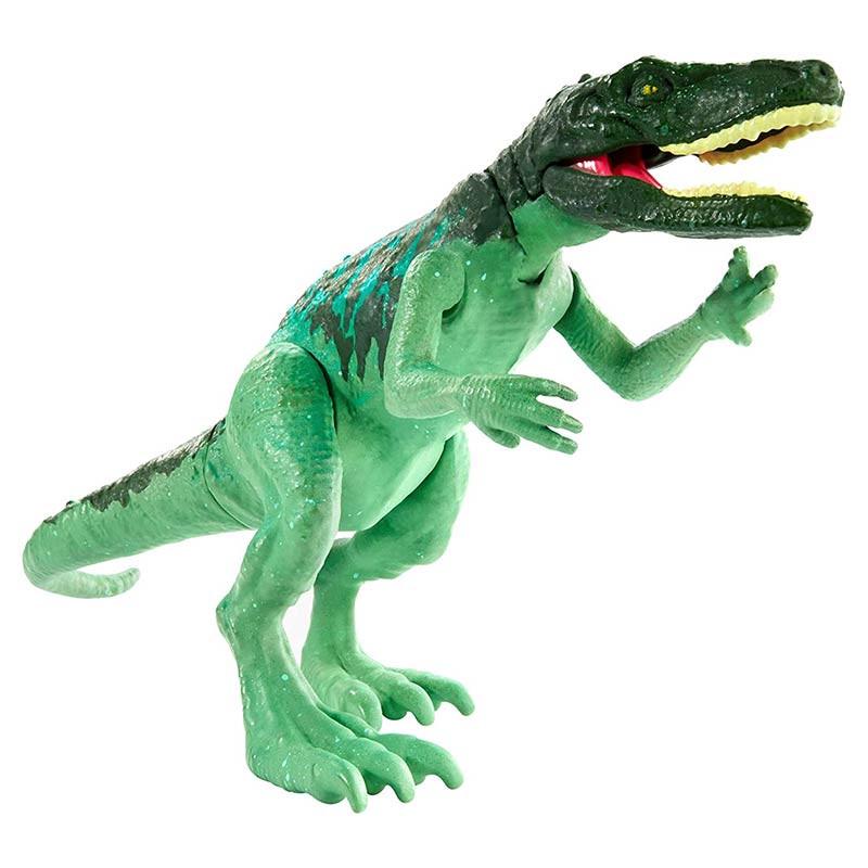 Jurassic World dinossauros de ataque