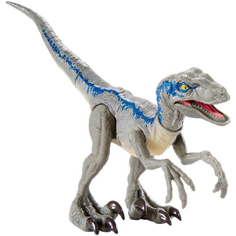 Jurassic World dinossauro Velociraptor