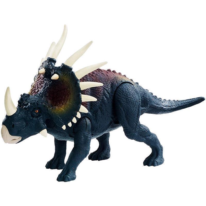Jurassic World dinossauro Styrocosaurus