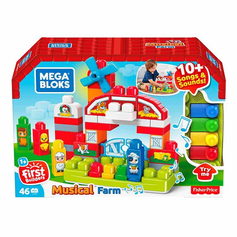Mega Bloks Quinta musical