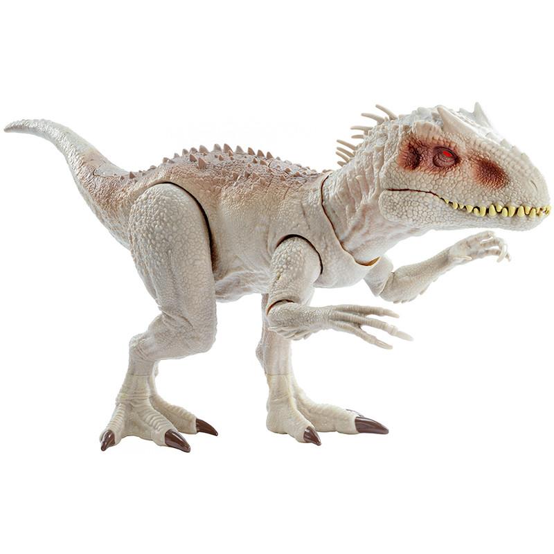 Jurassic World Indominus Rex dino destruidor