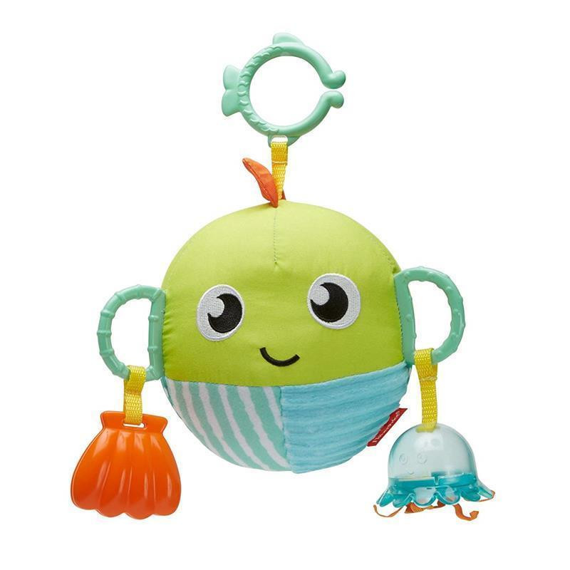 Fisher Price peixe sensorial