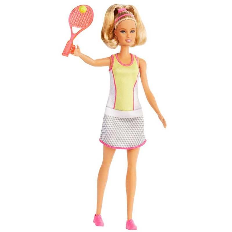 Barbie eu quero ser tenista