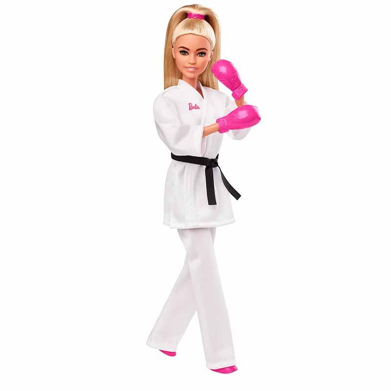 Barbie Karate Jogos Olímpicos
